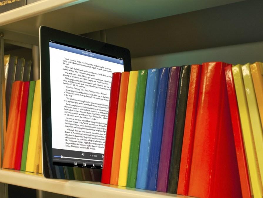 Ebook print book