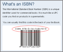 ISBN Explained