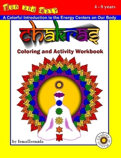 Chakras: Coloring and Activity Workbook