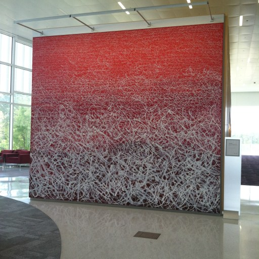 Painting Created On Site