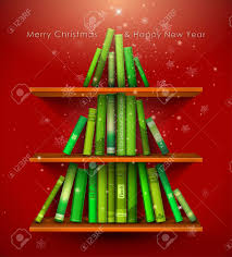 xmas-tree-bookshelf-red