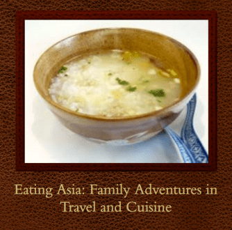 Eating Asia: Family Adventures in Travel and Cuisine