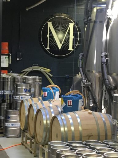 Mystery Brewing: Where the magic happens