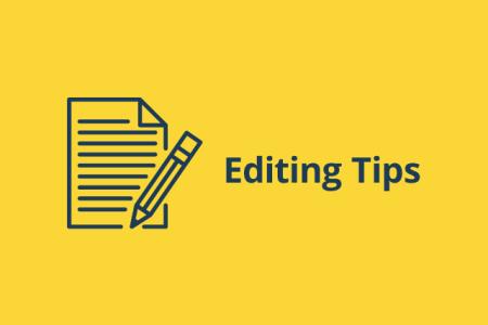 Lulu, Self-Publish, editing, manuscript, tips