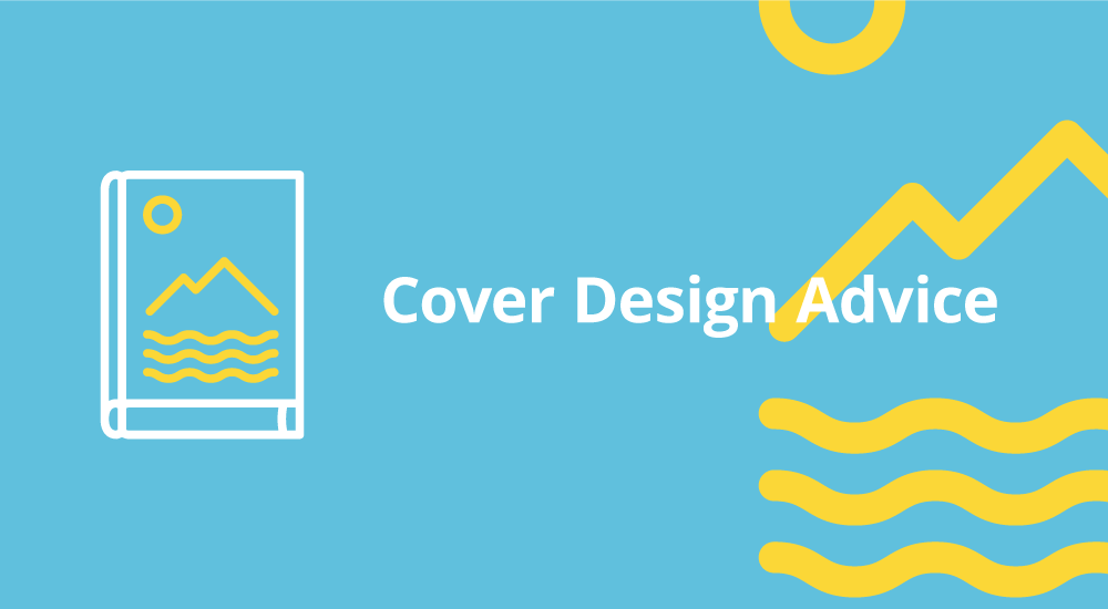 Cover Design Advice Blog Graphic