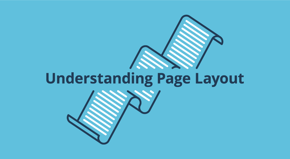 Five things you need to know about Page Layout before you Self-Publish