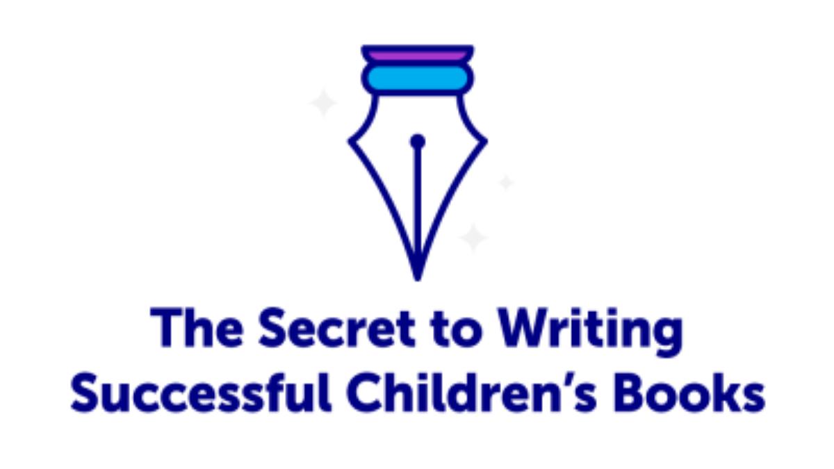 The Secret To Self-Publishing Childrens Books Blog Header Graphic