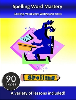 Spelling Word Mastery