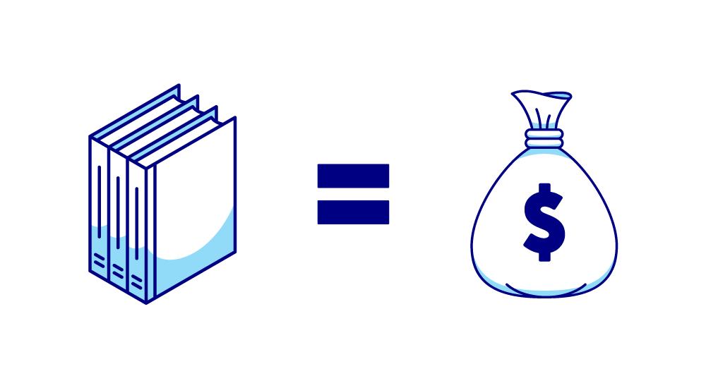 self publish book make money