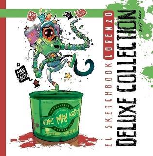El Sketchbook Lorenzo: Deluxe Collection 2005-2010 by Lorenzo Etherington