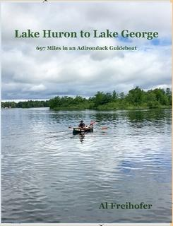 Lake Huron to Lake George By Albert Freihofer