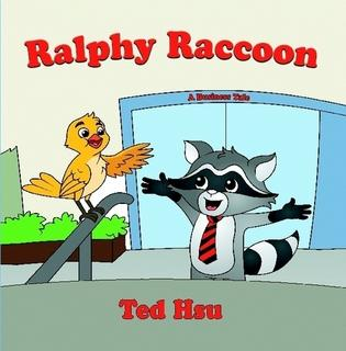 Ralphy Raccoon by Ted Hsu