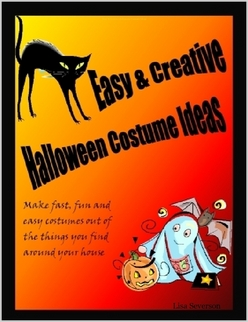 Easy and Creative Halloween costume ideas