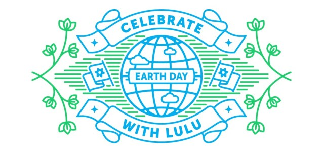 Celebrate Earth Day with Lulu