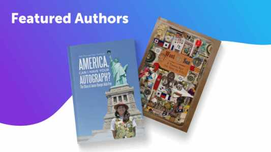 June Featured Authors Blog Header
