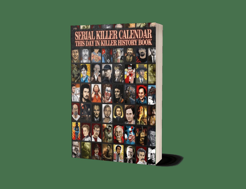 Serial Killer Calendar
