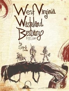 Wasteland Bestiary Cover Image