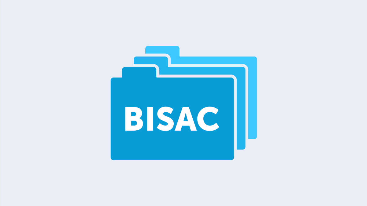What is BISAC and why does it matter? Blog Graphic Header
