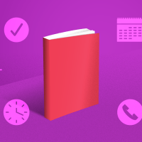 How To Make A DIY Planner [Video]