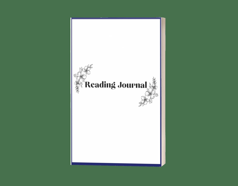 Minimalist Botanical Reading Journal