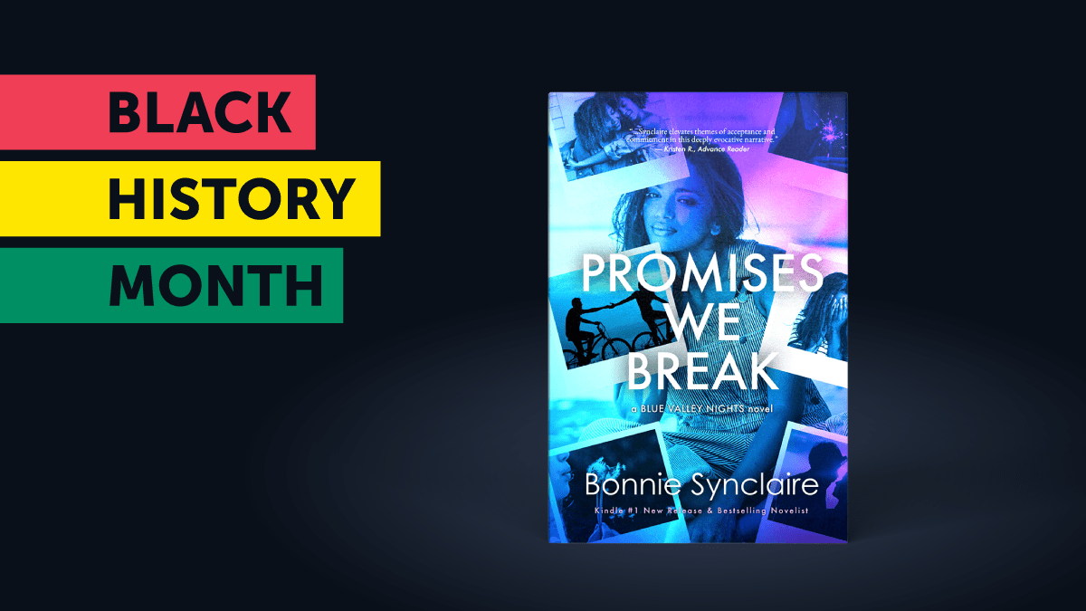 Black History Month Featured Author Bonnie Synclaire