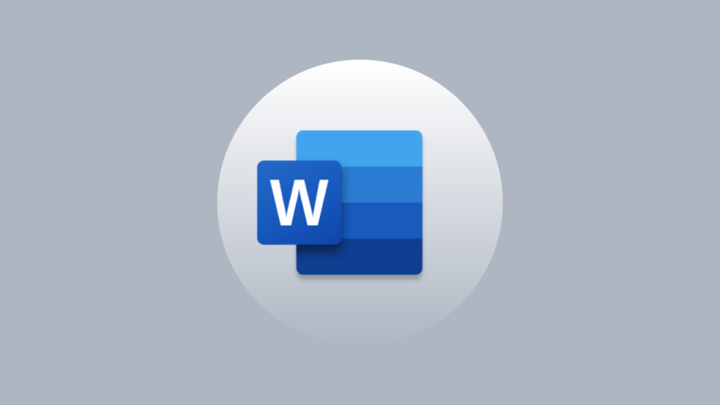 Word formatting for academics