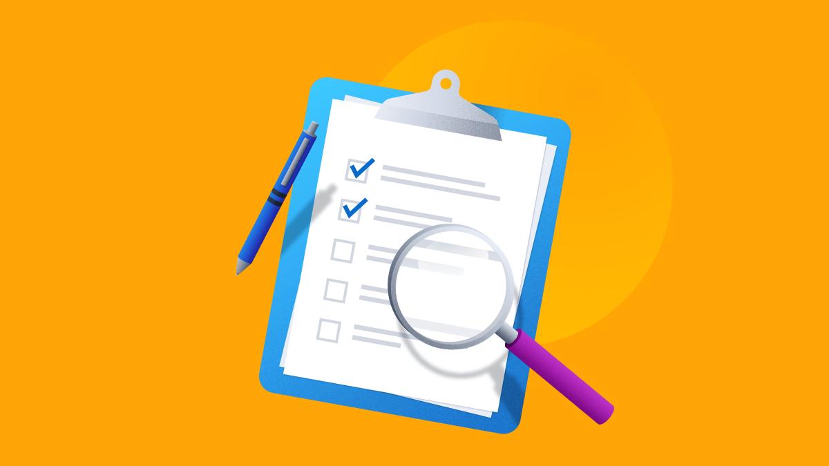 Ecommerce Checklist Blog graphic header