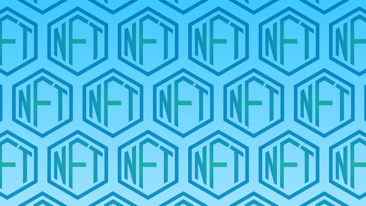 NFTs in Publishing Blog Graphic Header
