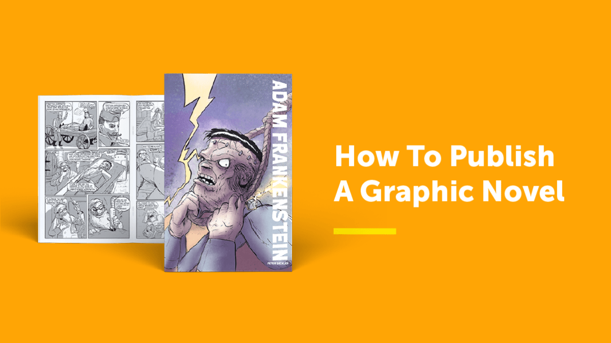 How to create a Graphic Novel blog header