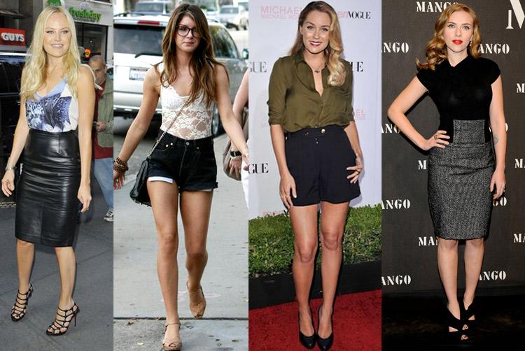 high waisted skirts   The Fashion Dorks