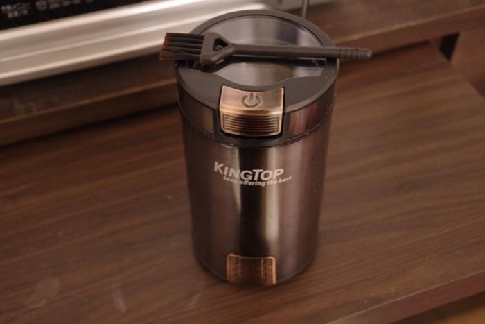 KINGTOP の電動コーヒーミル KH-001 のイメージ1