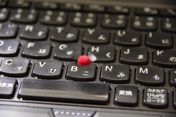 ThinkPad X250 中古 イメージ画像4