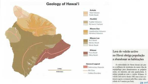 Havai vulcão activo 2014 a1