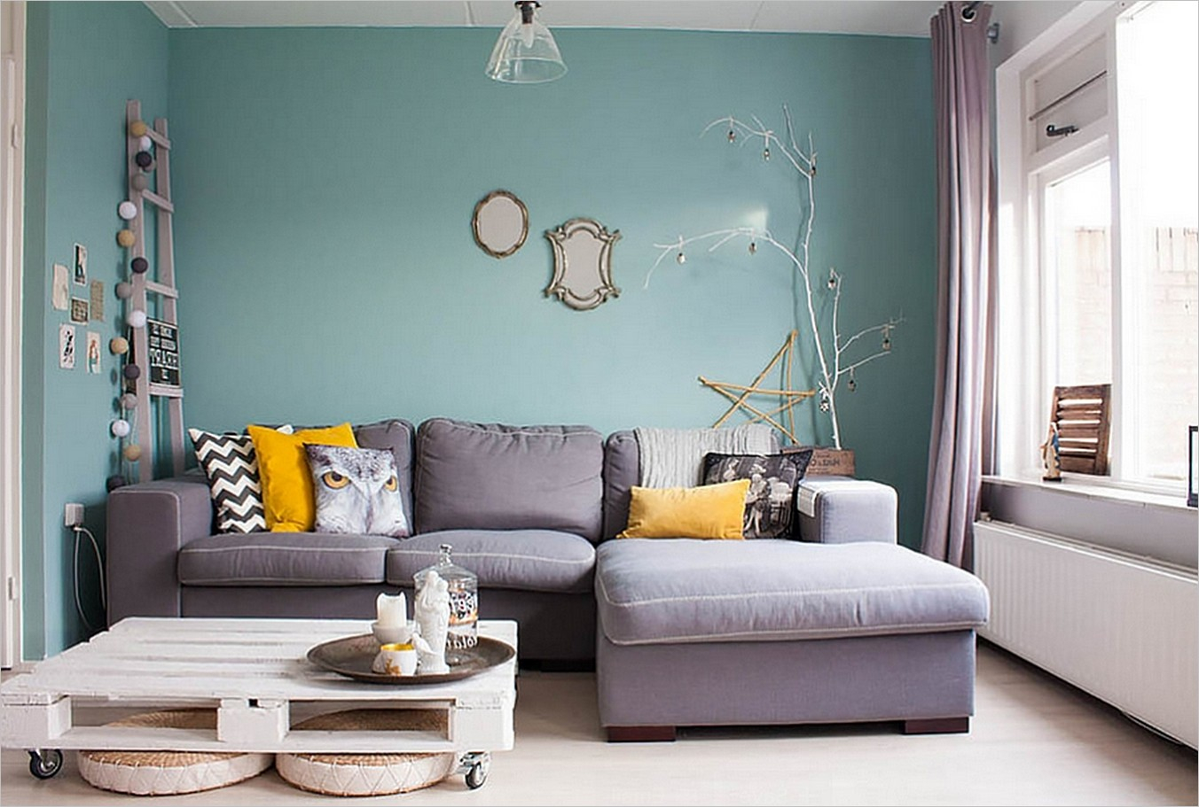 wall color for gray sofa thin 2017 trends your home interior according to