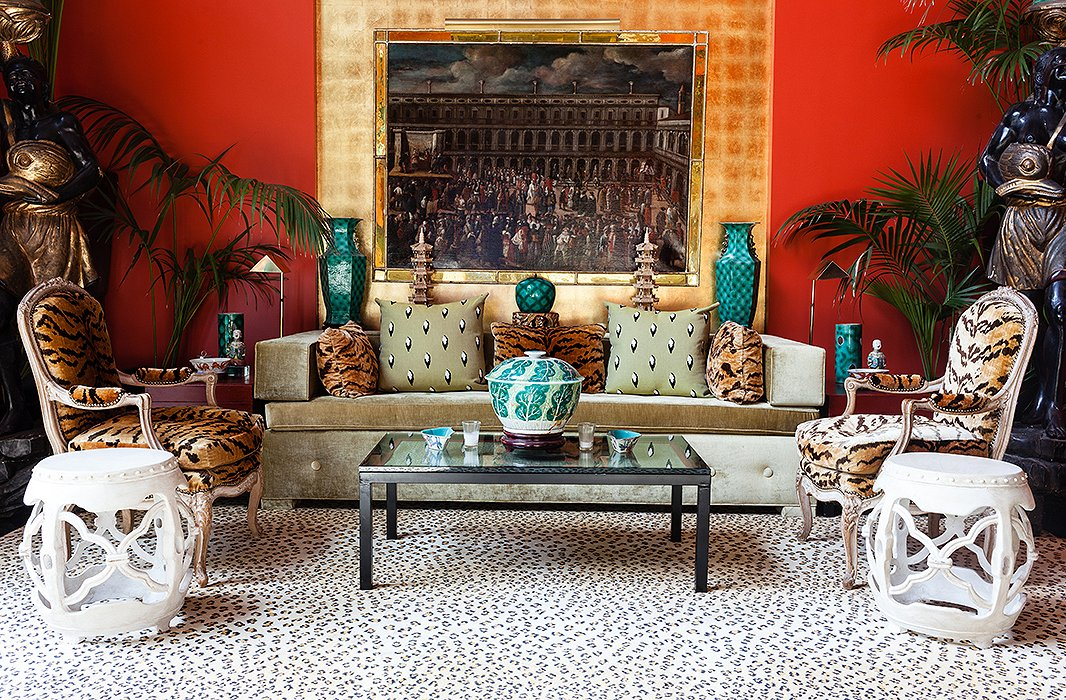 Embrace the Maximalist Decor Style That Will Reign 2017  LUULLAS BLOG