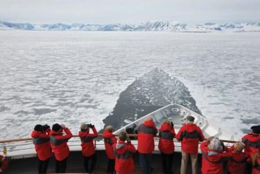 Arctic & Antarctica Cruises