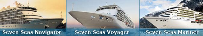 Regent Seven Seas cruise ships