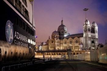 Azamara Cruise in Marseilles