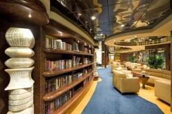 MSC Yacht Club Library