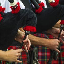 Bagpipes Players
