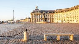 La Bourse Square, Bordeaux France