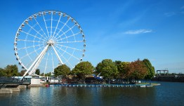 Great wheel of Montreal