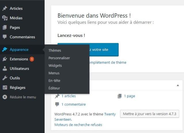 intaller-theme-wordpress