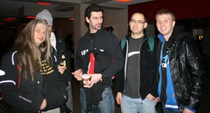 Elektra (Villagetelco), Xavier Carcelle (Openpattern.org), Roger Baig (guifi.net) Mario Behling (LXDE/Freifunk.net)