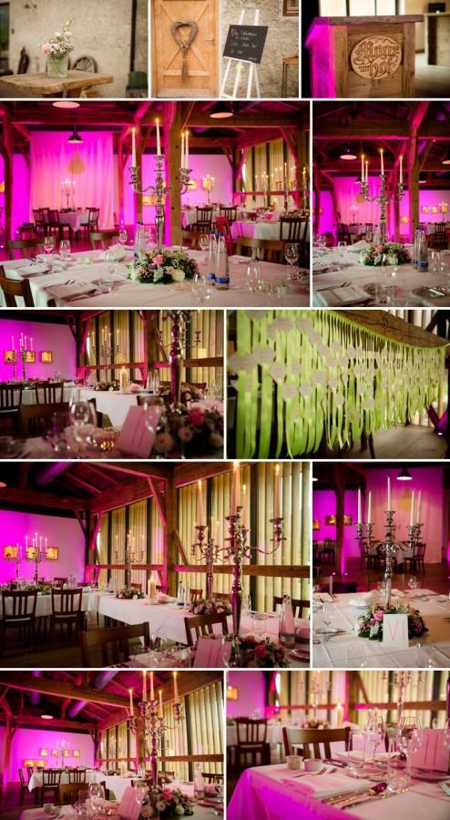 Hochzeitsdekoration  Konzept des Jahres  Lydia