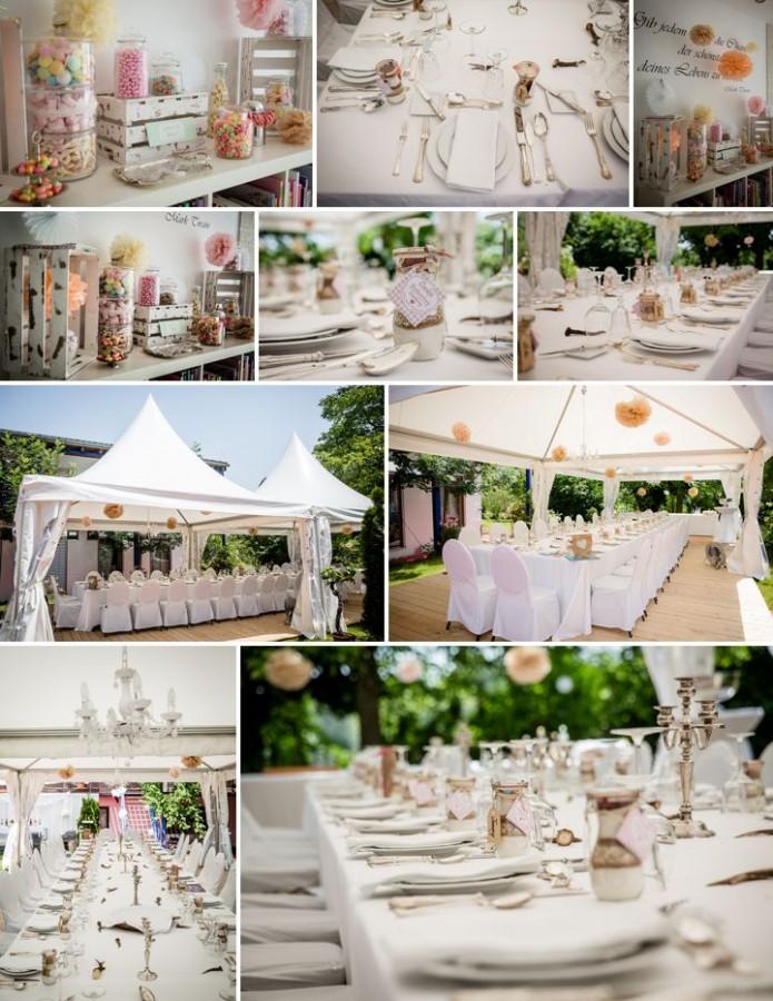 Hochzeitsdekoration  Konzept des Jahres  Lydia Krumpholz Fotodesign