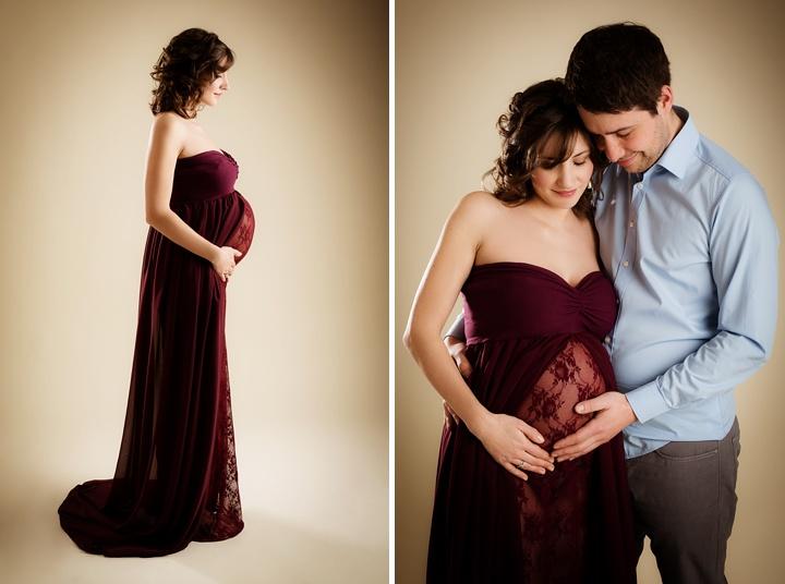 Babybauchfotos mit Nellie  Lydia Krumpholz Fotodesign