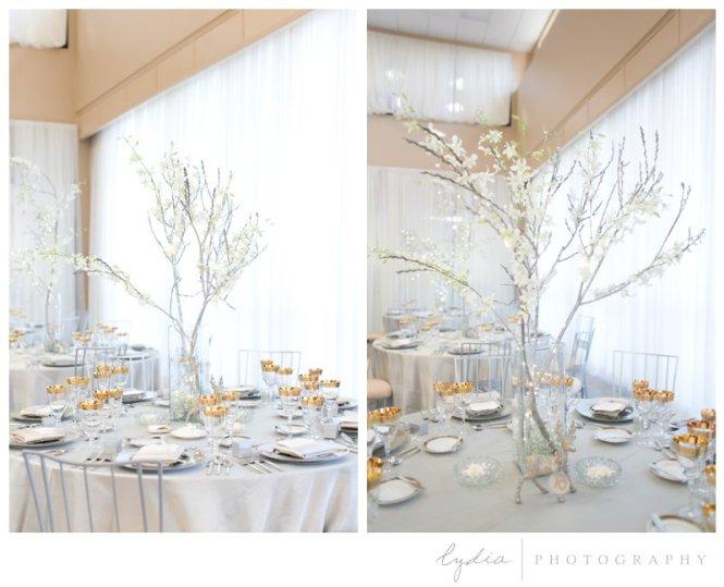 Memories Couture Hamilton Handmade Branch Design Christmas Bulbs Holiday Decor