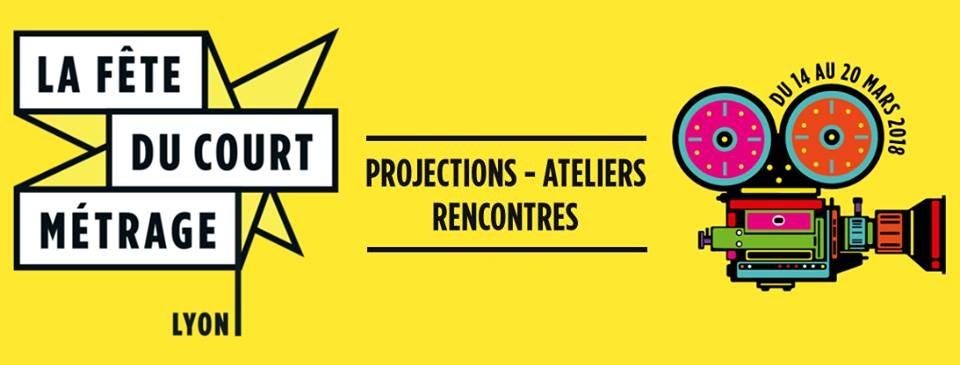 C'est la Fête du court-métrage à Lyon, du 14 au 20 mars !