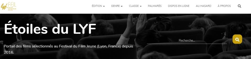 Étoiles du LYF | Les films à découvrir sur la plateforme